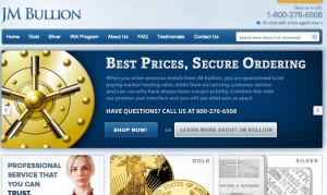 Buy Silver and Gold Online at JMBullion.com